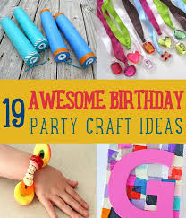 This Year Make Your Kids Birthday More Special With Party Crafts And Ideas That Will Wow Them Their Guests