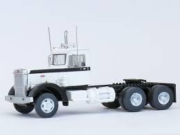 Trainworx 45033: Peterbilt 350 Truck Schwarz-weiß. 1:160 - DM-Toys