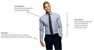 How A Shirt Should Fit Bigger Man