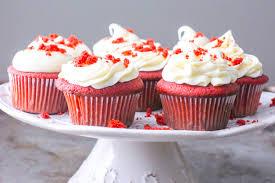 Red Velvet Cupcake Baker Bettie