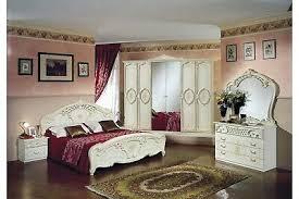 italienisches barock schlafzimmer rouza in beige 6 teilig ebay