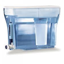 Brita Water Filter Faucet Walmart by Zerowater Zd 018 23 Cup Dispenser Water Filter