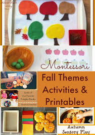 Printable Pumpkin Books For Preschoolers by Montessori Toddler And Preschool Fall Themes