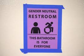 Gender Inclusive Bathroom Sign by Women Young More Open To Gender Neutral Bathrooms Poll
