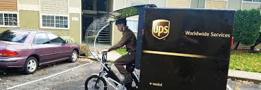 UPS Rolls Out E-bike Delivery In Portland | Inhabitat - Green Design ... Ups Delivery On Saturday And Sunday Hours Tracking Pro Track Workers Accuse Delivery Giant Of Harassment Discrimination The Store 380 Twitter Our Driver His Brown Truck With Is This The Best Type Cdl Trucking Job Drivers Love It Successfully Delivered A Package Drone Teamsters Local 600 Ups Package Handler Resume Material Samples Template 100 Mail Amazoncom Apc Backups Connect Voip Modem Router How Does Ship Overnight Packages Time Lapse Video Shows Electric Ford Transit Coming Through Dhl Partnership In Europe Wikipedia