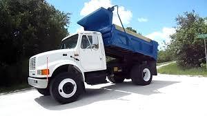 100 International 4700 Dump Truck 2002 INTERNATIONAL DIESEL DUMP TRUCK 2K MILES YouTube
