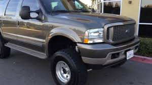FOR SALE!!! 2002 Ford Excursion Limited Low Miles 4x4 Perfect Pro ...