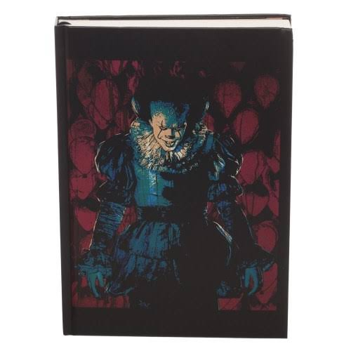 It Pennywise Clown Journal