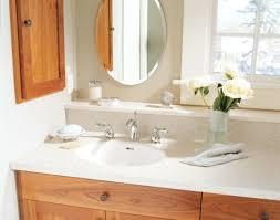 Discount Bathroom Vanity Tops Terrazzo Top With Sink On Left Side