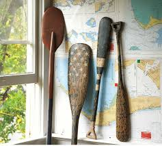 Decorative Oars And Paddles by Vintage Paddles Paddles Pinterest Paddles Painted Wood And