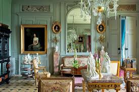 interiors canapé decor inspiration la renaissance du château grand interiors