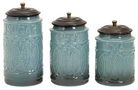 Luxury Cute Kitchen Canisters Home Decor Ceramic Jars Canister Set Within Design 16
