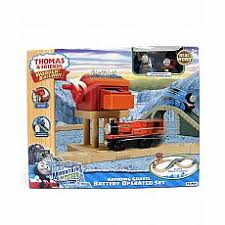 Tidmouth Sheds Deluxe Set by Tidmouth Sheds Deluxe Set Totally Thomas Inc