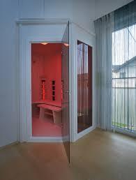 gaspo sauna einbau schlafzimmer gaspo