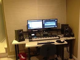 Long puter Desk Attractive Full Tower puter Desk Ideas