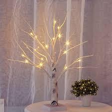 Bolylight LED Birch Tree Christmas