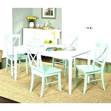 White Round Kitchen Table Set Dining Room Sets Small Corner Bench Dinette