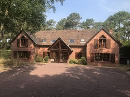 100 House In Forest Les Jumeaux Large In The Ideal For Golfers Sleeps 18 Le TouquetParisPlage