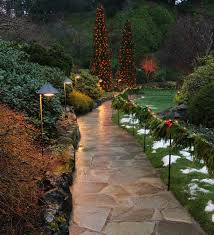 LED Landscape Lighting Outdoor Path