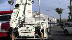 National N85 Knuckleboom Crane Truck, Central Truck Sales,Miami ...