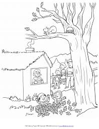 423 Free Autumn And Fall Coloring Pages You Can Print Secret Garden Page Printable All Kids Networks A Scene