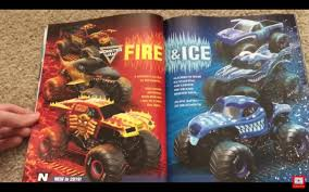 100 Monster Jam Toy Truck Videos Fire Ice S Wiki FANDOM Powered By Wikia