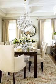 Transitional Dining Rooms Room Chandelier