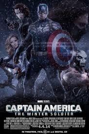 Barnes Winter Sol r Captain America