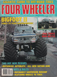 BIGFOOT 2 On The April 1983 Cover Of Four Wheeler Magazine | BIGFOOT ... 2018 Tacoma Lifted New Car Update 20 Mega Cab Dually Chevy Black Widow Lifted Trucks Sca Performance Trucks With Eight Reasons Why The 2019 Chevrolet Silverado Is A Champ Keldermans Sema Dodge Page1 Editorials Blog Discussion At 8lug Diesel Images Wrapped Top Upcoming Cars Back From Past The Classic Chevy C20 Tech Magazine 5 Coolest And Lowered Classic Photo Image 2005 4runner 2011 Ford F250 Status Symbol Truckin Its Time For Our Edition Of 2013 Check Out Whats
