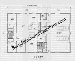 30 X 30 With Loft Floor Plans by Barndominium Floor Plans For Planning Your Barndominium