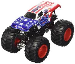 Amazon.com: Hot Wheels Monster Jam 2018 Stars And Stripes Max-D ... Monster Truck Destruction Game App Get Microsoft Store Record Breaking Stunt Attempt At Levis Stadium Jam Urban Assault Nintendo Wii 2008 Ebay Tour 1113 Trucks Wiki Fandom Powered By Sting Wikia Pc Review Chalgyrs Game Room News Usa1 4x4 Official Site Used Crush It Swappa