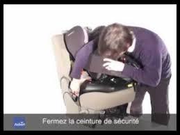 notice siege auto bebe confort iseos iséos isofix de bébé confort installation avec la ceinture