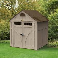 6x8 Storage Shed Home Depot by Outdoor Awesome Suncast Design For Your Garden And Storage Houses
