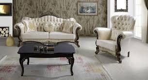 casa padrino barock wohnzimmer set chagnerfarben schwarz gold 2 sofas 2 sessel 1 couchtisch wohnzimmer möbel edel prunkvoll