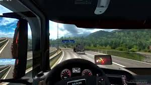 Euro Truck Simulator 2 - MAN TGX Engine Sound (1.19x~1.23x) By ...
