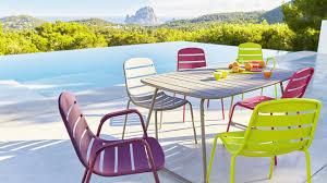 chaises carrefour nouvelle collection de mobilier de jardin chez carrefour