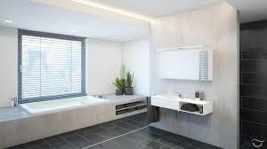 urbanes badezimmer design manhattan minimalistisch