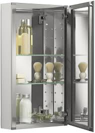 Kohler Archer Recessed Medicine Cabinet by Kohler K Cb Clc1526fs Single Door 15 Inch By 26 Inch By 5 Inch