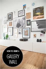 eine wand voller schätze how to create a gallery wall