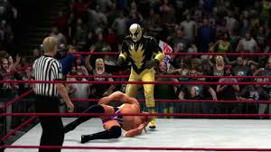 goldust hits his finisher in wwe 13 official youtube