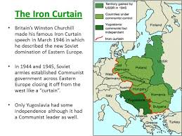 Iron Curtain Cold War Apush by Iron Curtain Definition Cold War Scifihits Com
