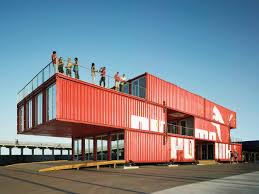 104 Shipping Container Design Puma City Lot Ek Architecture