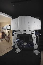 got a spare 400 hours make your kid a tri level star wars