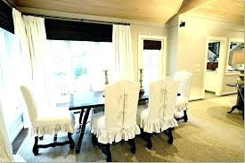 Dining Room Chair Covers Patterns Short Cover Seat Slipcovers Uk Di