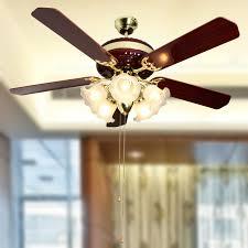 lighting ideas ceiling fan with led light bulbs in modern