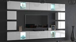 furnitech ernest n66 wohnzimmer möbel wandschrank mediawand
