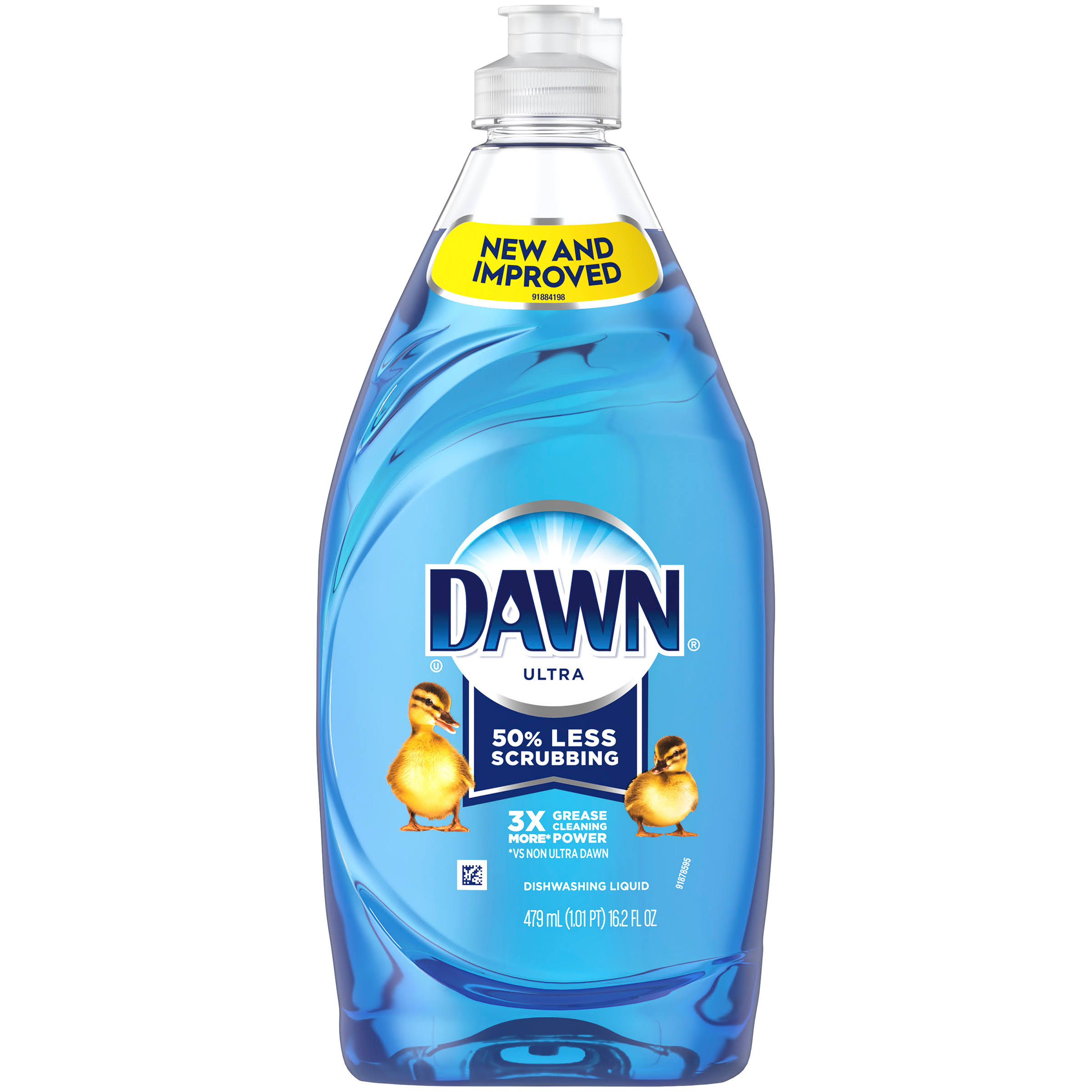 Dawn Ultra Dishwashing Liquid, Original Scent - 16.2 fl oz