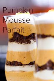 Pumpkin Mousse Trifle Country Living by 160 Best Fall Recipes Images On Pinterest Fall Recipes Kitchen