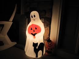 Vintage Halloween Blow Molds Craigslist by Vintage Halloween Blow Mold Caped Skeleton W Top Hat Vintage
