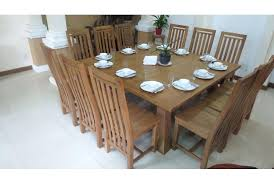 Dining Room Sets That Seat 12 Charming Ideas Square Table For Excellent Images About Large